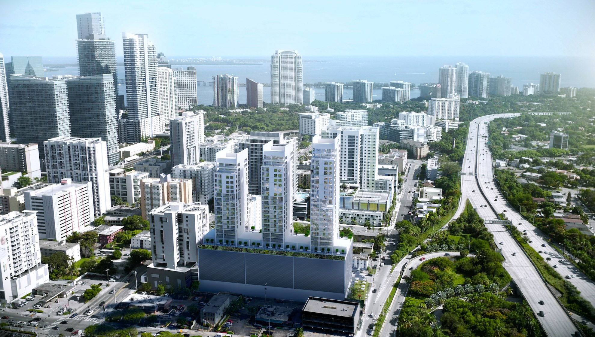 Aeriel with water view_smart_brickell